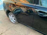 2007 LEXUS IS220 REAR DOOR RIGHT ! DRIVER SIDE ! OSR BLACK 05-12 IS250